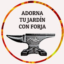 3.ADORNA TU JARDÍN CON FORJA