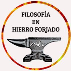 4.FILOSOFÍA EN HIERRO FORJADO