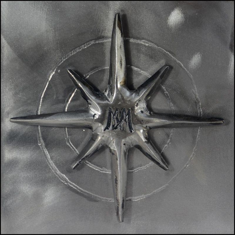 Regalo de bodas personalizado. arte en hierro (3)