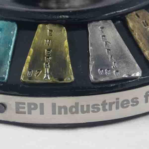Regalo empresa a fundadora Epi industries 4