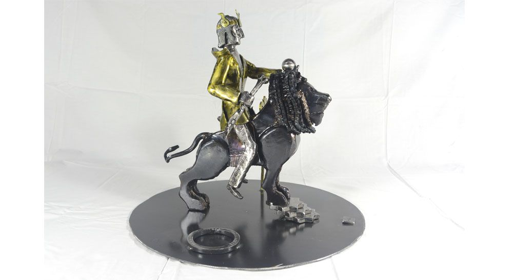 Escultura personalizada OCH 2