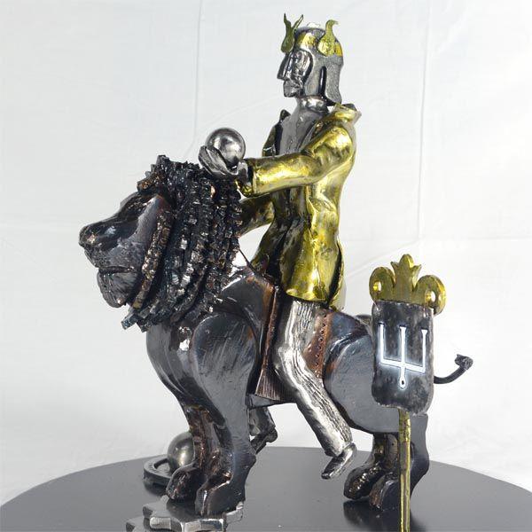 Escultura personalizada OCH 3